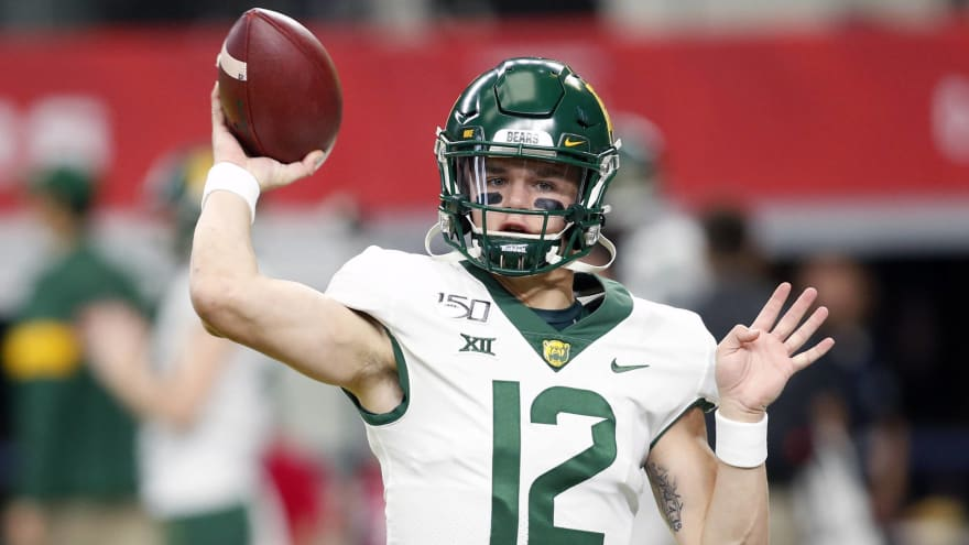 Baylor under fire for handling of QB Charlie Brewer's head injury