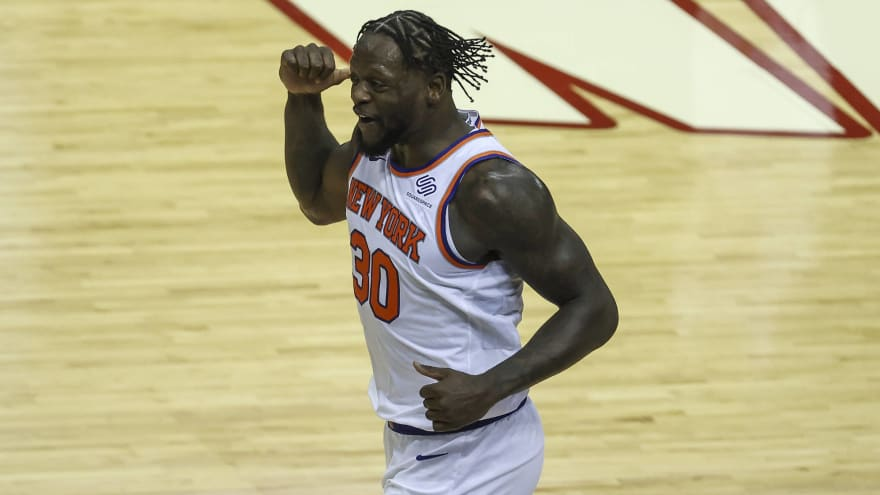 Knicks to pursue Julius Randle contract extension this summer