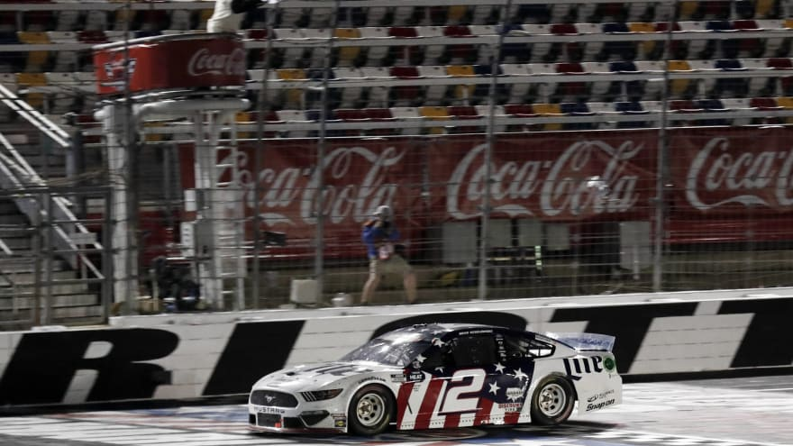 NASCAR may allow fans to attend races later this month?