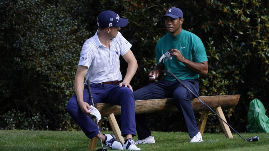 Justin Thomas shares advice Tiger gave him during rough stretch