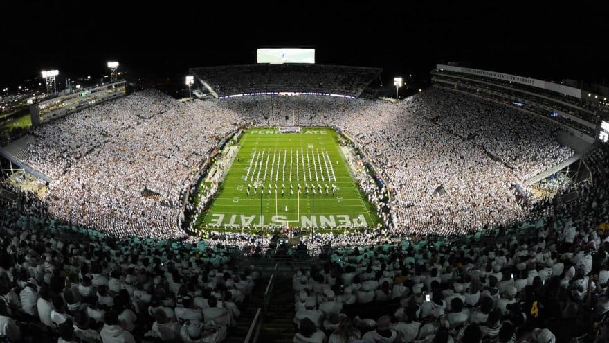 Bills considering Penn State's Beaver Stadium as temporary home?