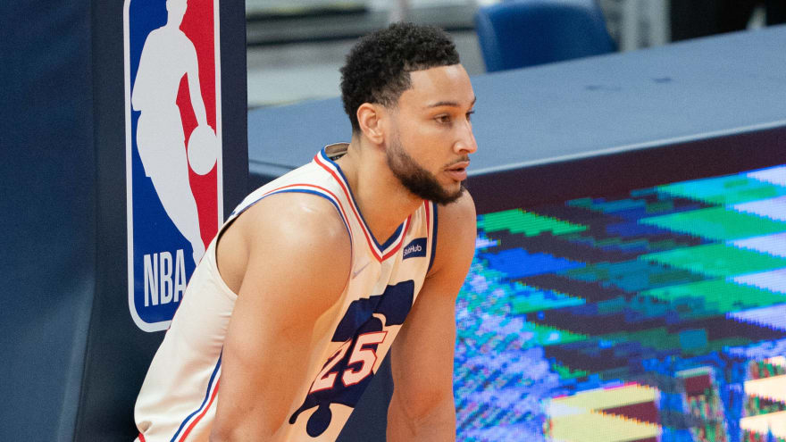 Report: Simmons will never show up to play for 76ers again