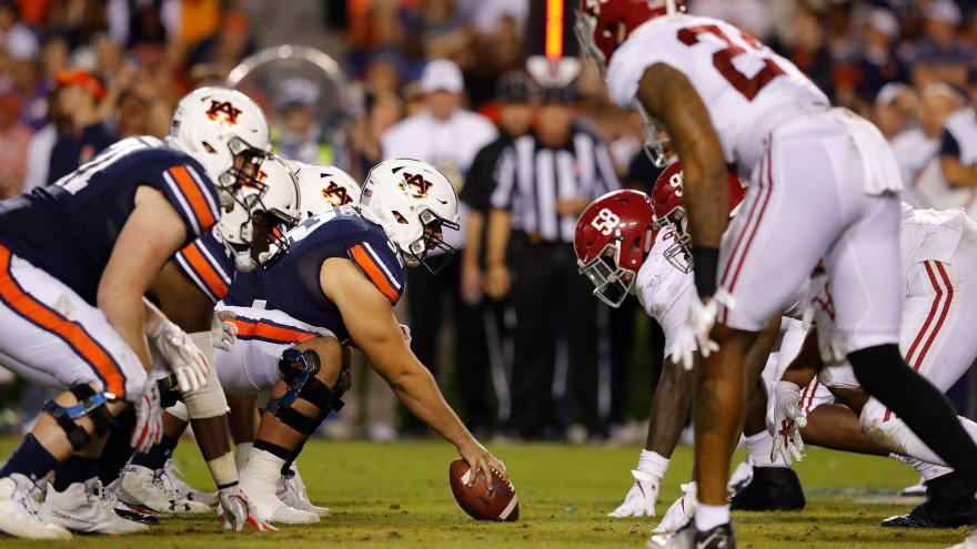 The 25 best rivalries in college football