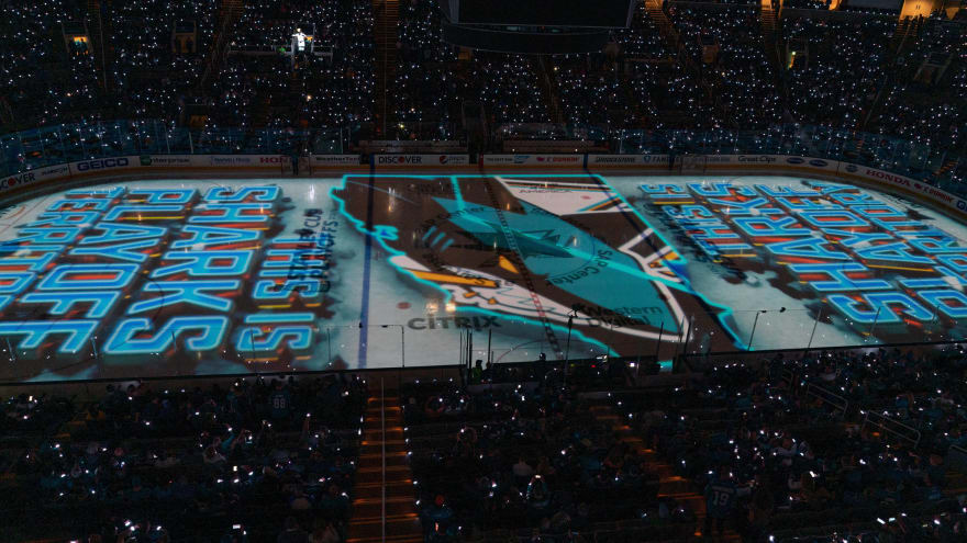 Sharks to begin hosting home games on Feb. 13