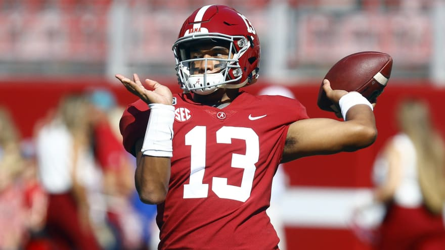 Saban: Passing on Tua like me passing on Brees with Dolphins