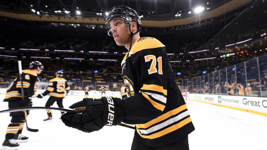 Taylor Hall willing to take discount to remain with Bruins?