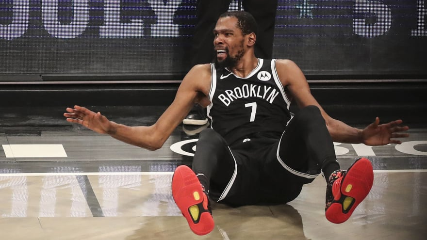 Nets' Kevin Durant expected to commit to Team USA for Tokyo Olympics