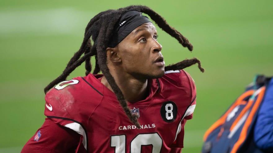 DeAndre Hopkins recruits J.J. Watt to join Cardinals