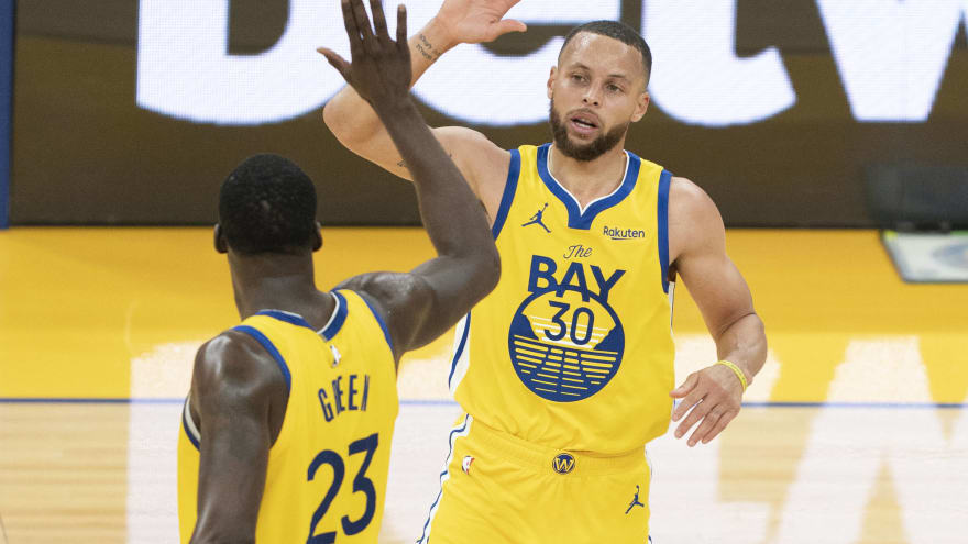 Green: 'Teams are terrified' of having to face Curry