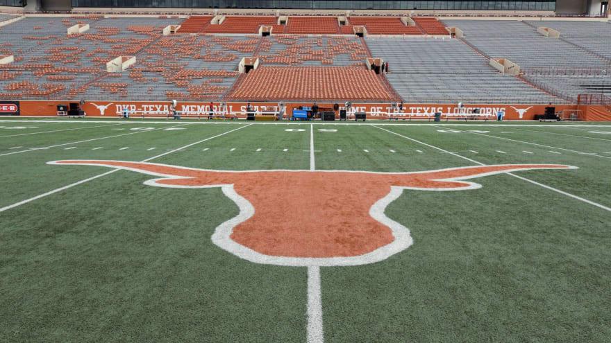 Texas boosts stadium capacity to 50% despite coronavirus concerns