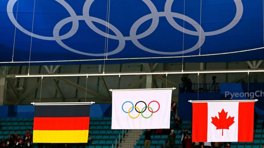 2022 Winter Olympics hockey schedule revealed