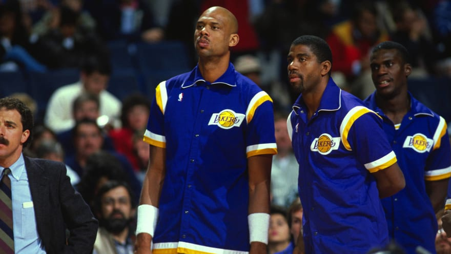 The top 25 NBA duos of all time