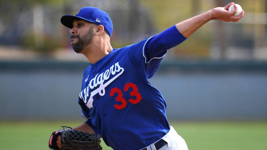 David Price admits his 'legs were shaking' in Dodgers debut | Yardbarker