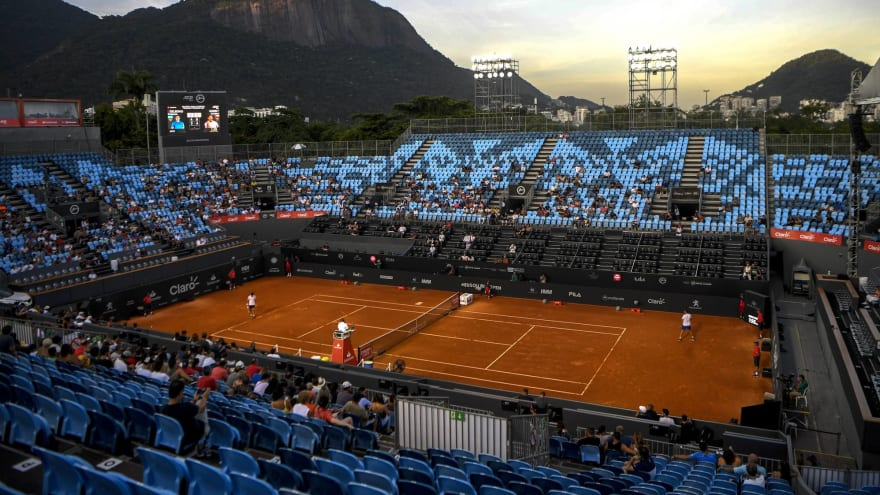 Rio Open tournament canceled due to COVID-19