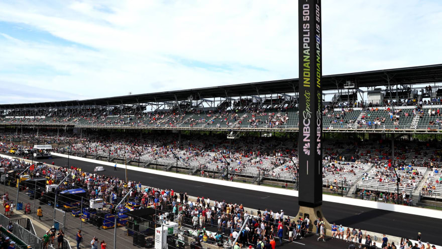 Indy 500 to welcome fans at 50 percent capacity