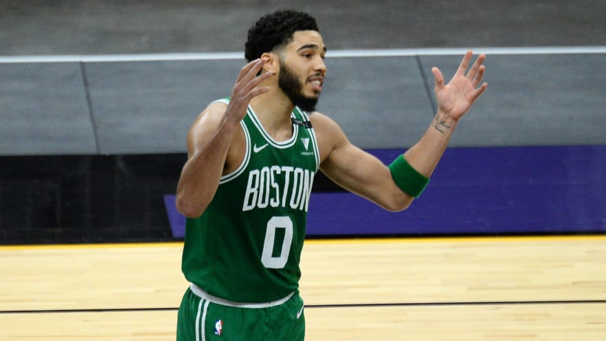 Celtics' Tatum says he's still experiencing effects of COVID