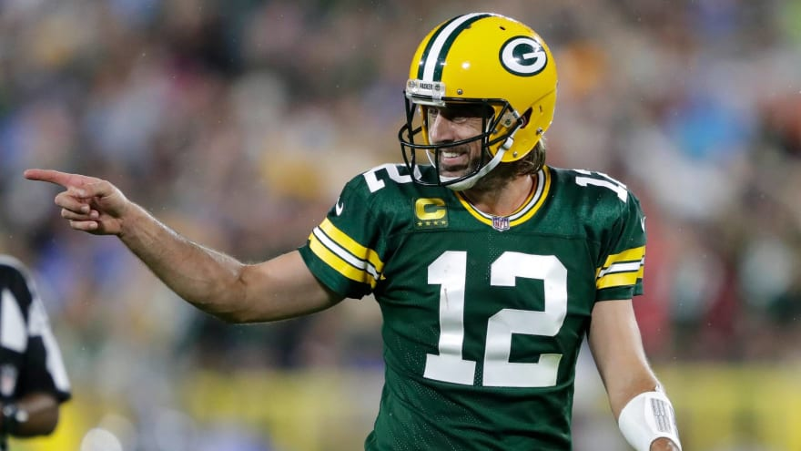 Packers QB Aaron Rodgers relishes win over Lions