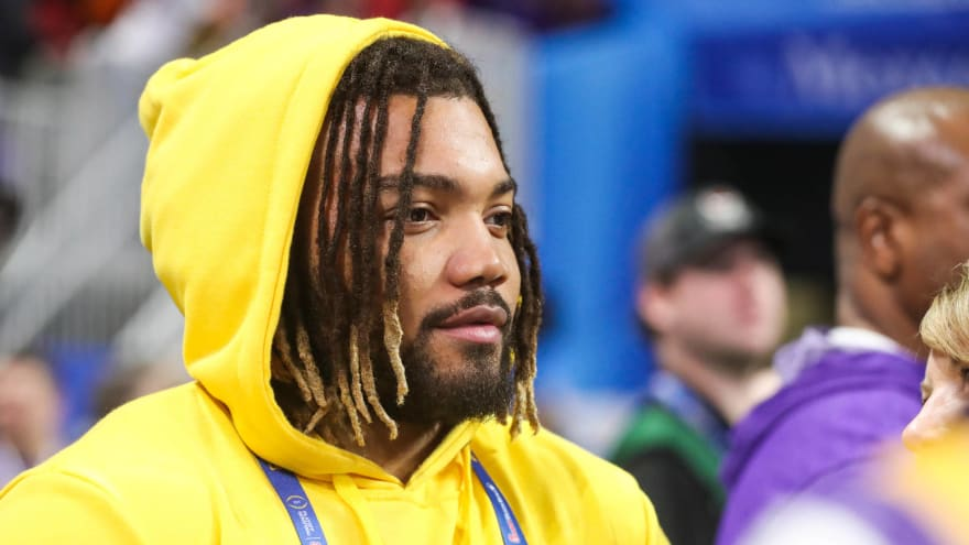Derrius Guice could have domestic violence charges dropped