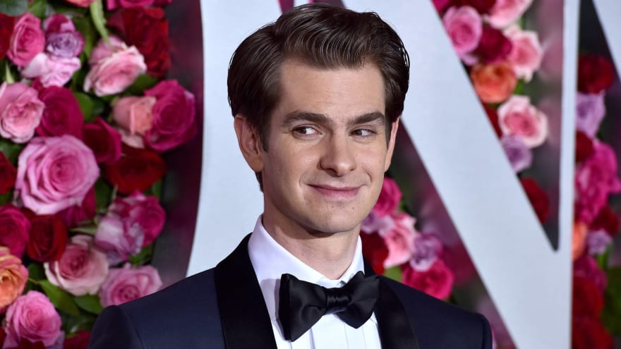Andrew Garfield praises David Fincher's directing style: 'He was the perfect sports dad'