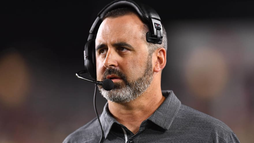 Washington State coach Nick Rolovich unvaccinated, doing media day remotely