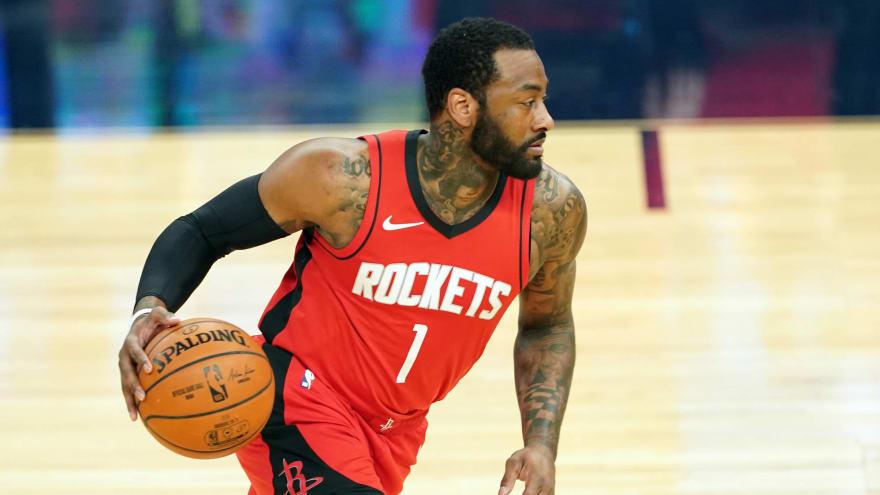 Report: Rockets, John Wall working on trade ahead of season