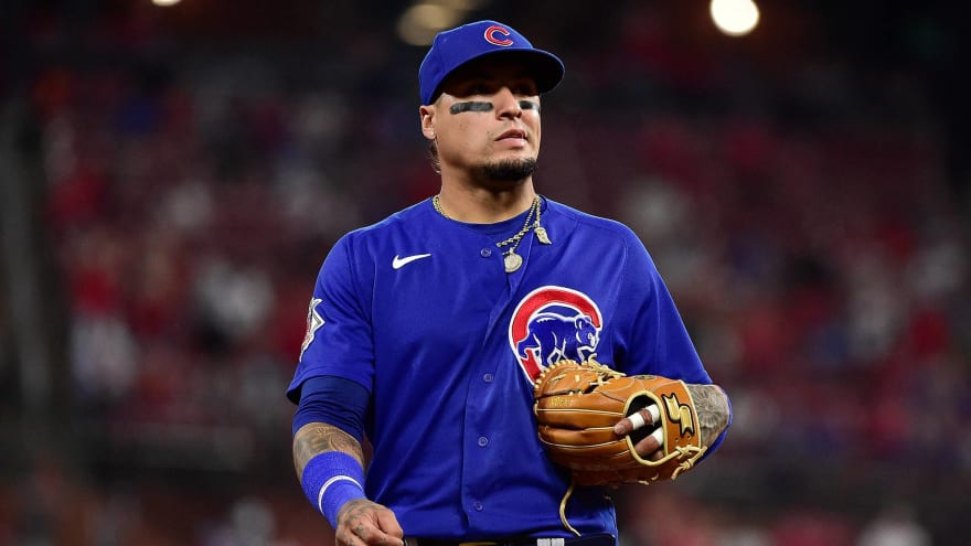 Mets acquire two-time All-Star Javier Baez from Cubs