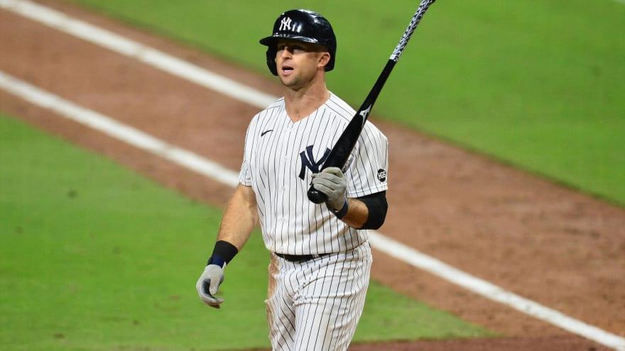No negotiations between Yankees, Brett Gardner?