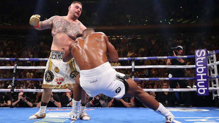 On short notice, Ruiz stuns Joshua to win heavyweight titles