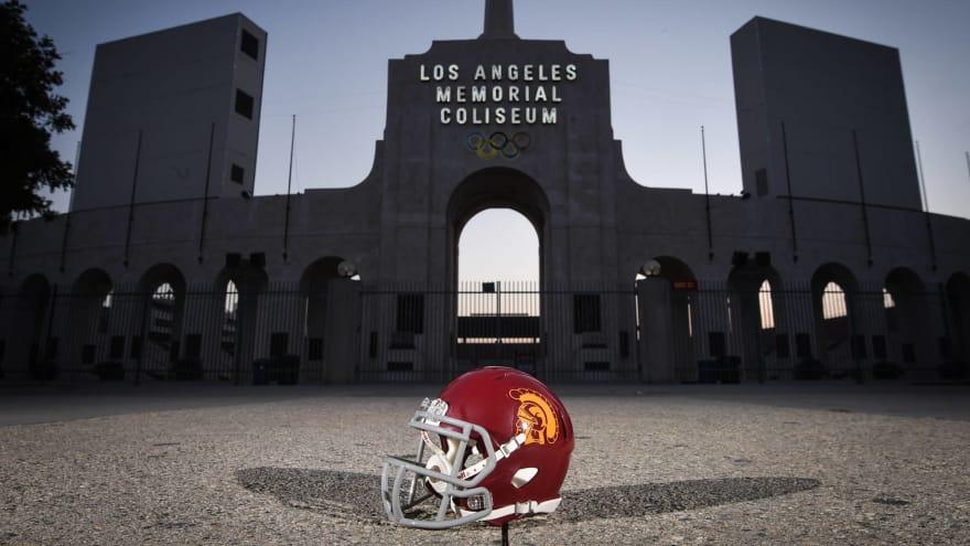 USC announces new name, sponsorship for LA Coliseum