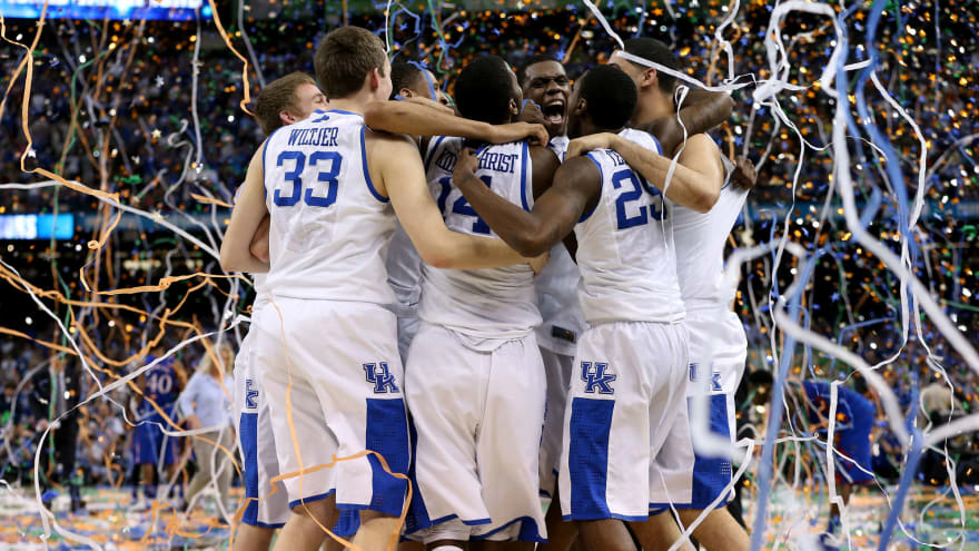 The 25 best college hoops programs from the 21st century