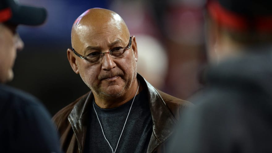 Francona recently had surgery for staph infection in toe