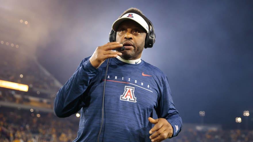 Arizona football coach Kevin Sumlin tests positive for coronavirus