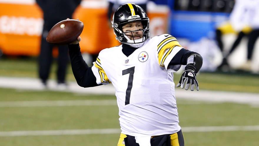 Roethlisberger agrees to restructured deal with Steelers