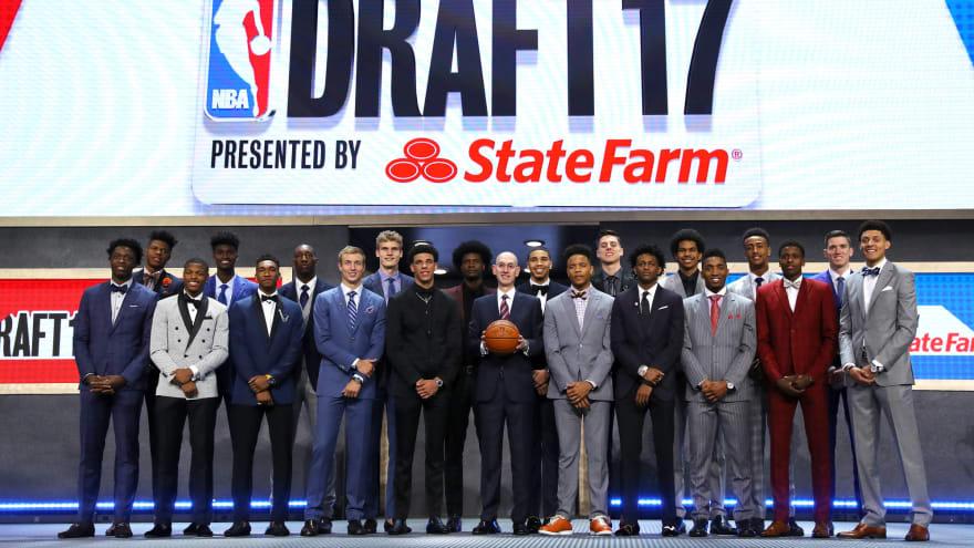 Redrafting the 2017 NBA Draft