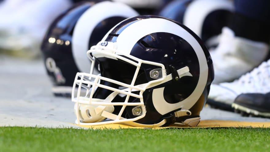 Rams convert massive Malibu mansion into 2021 NFL Draft HQ