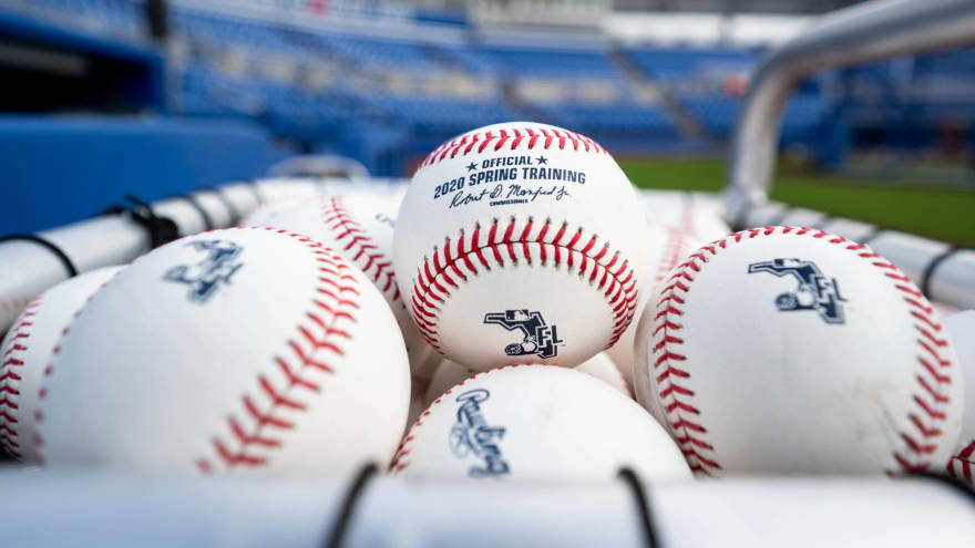 MLB spring training, 2021 season likely to start on time