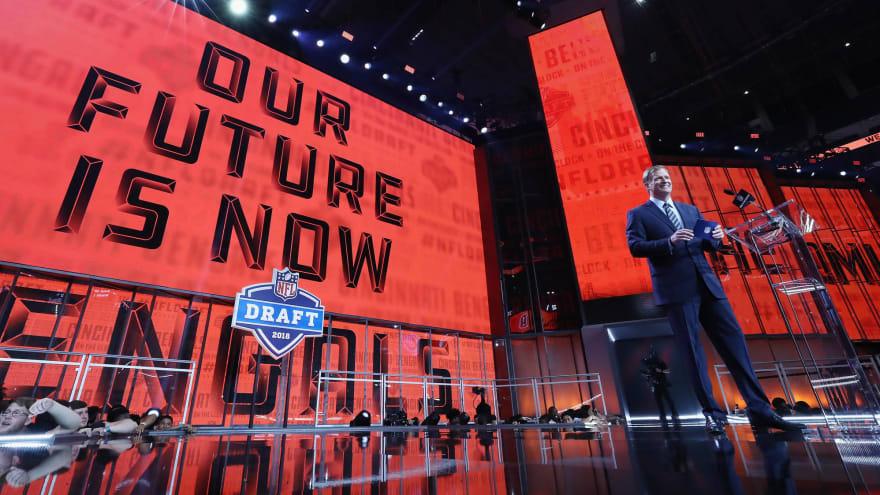 Three-round NFL mock draft: April 13
