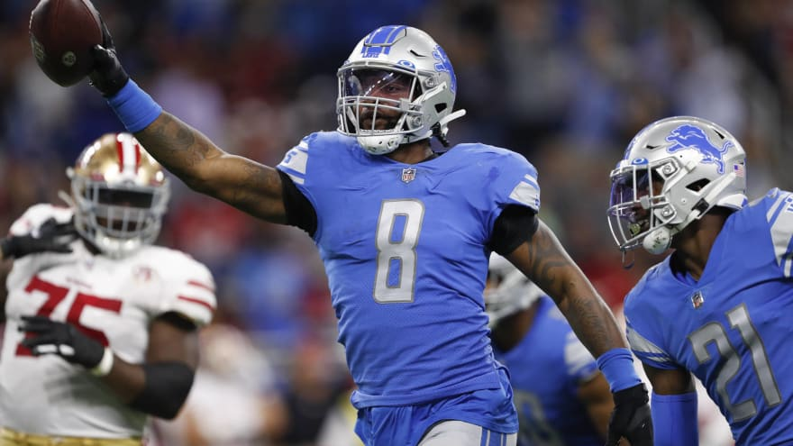 Lions coach offers troubling response to Collins effort questions