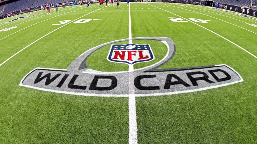 NFL: One of six wild-card games to be played on Monday night