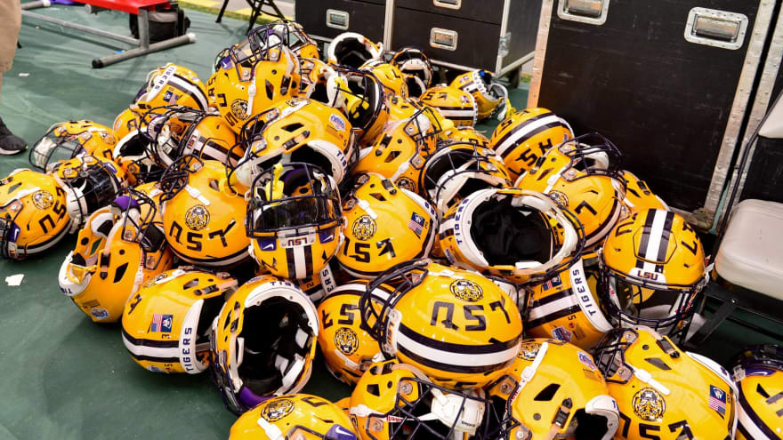 LSU football implements self-imposed one-year bowl ban