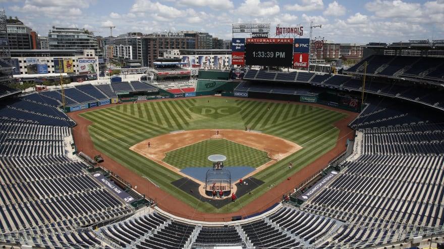 Mets-Nationals series postponed
