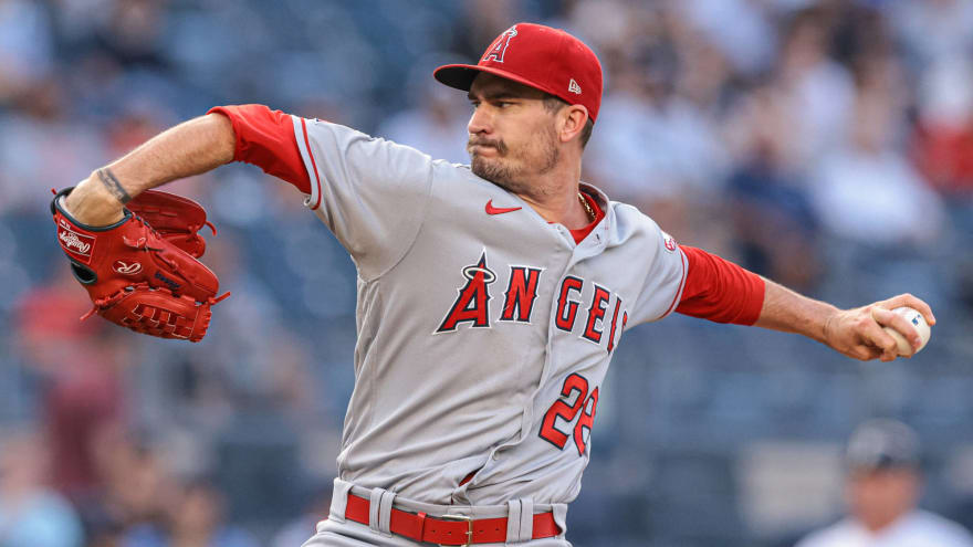 Yankees acquire Andrew Heaney from Angels