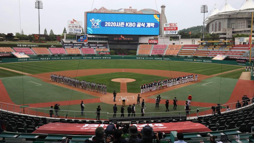 KBO will begin reopening stadiums to spectators this week