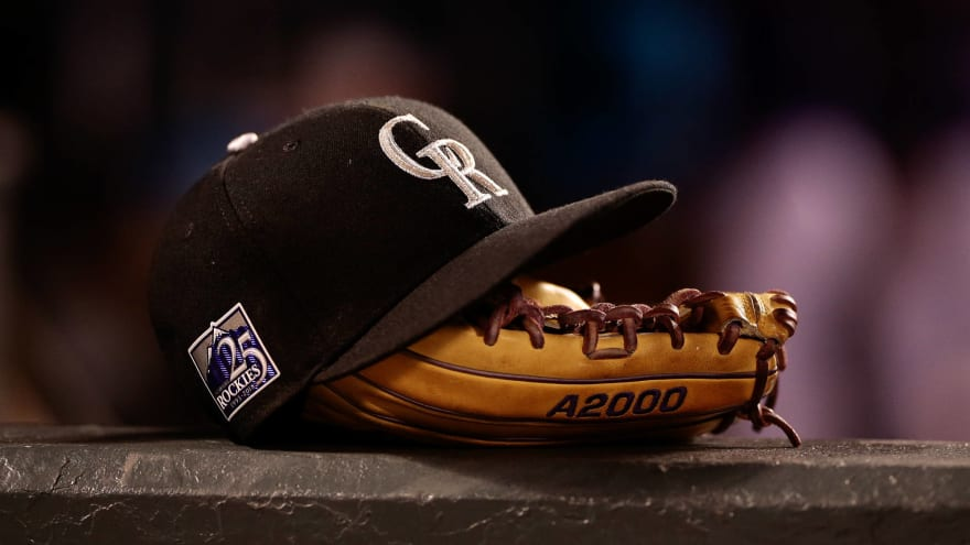 Former Rockies first-round pick Riley Pint retires