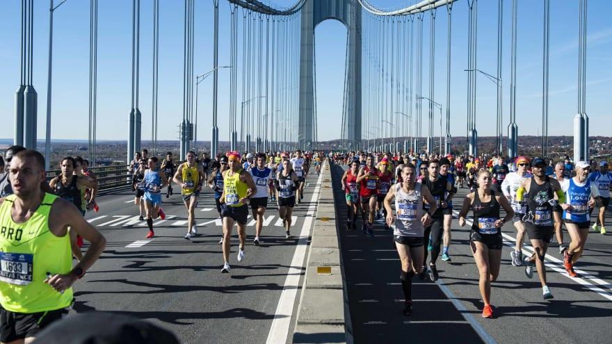 NYC Marathon canceled due to coronavirus concerns