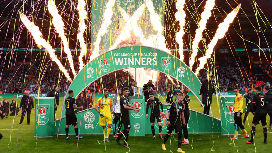 Carabao Cup, FA Cup finals hoping for reduced-capacity crowds
