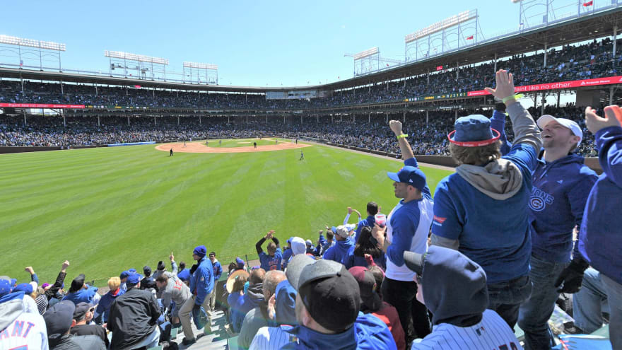 Ranking MLB ballparks by TV viewing experience