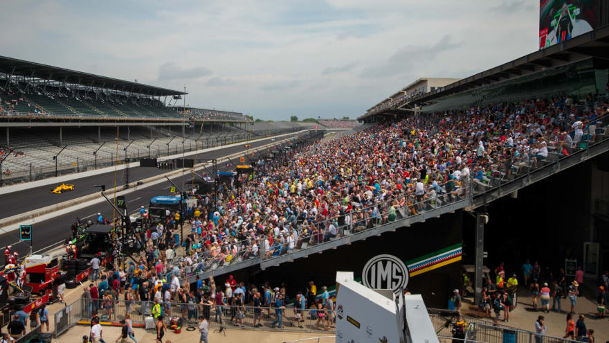 Indy 500 will occur without fans due to coronavirus concerns