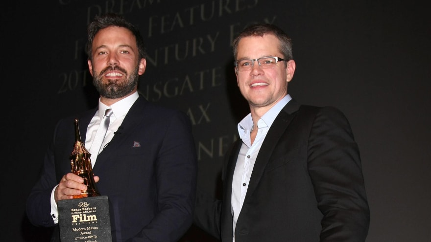 Matt Damon had 'a lot of fun' working with Ben Affleck again: 'I think we'll write a lot more'