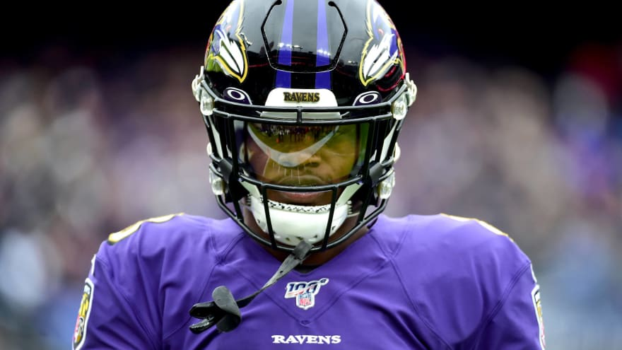 MVP candidate Lamar Jackson: In 15 factoids, tracking Ravens star's rise